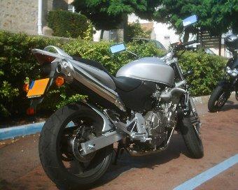 Honda Hornet 600F 2004